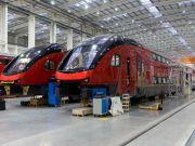 В Україні складатимуть швейцарські поїзди
