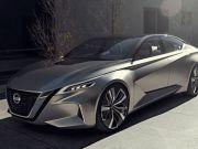 Nissan презентував стильний концепт седана