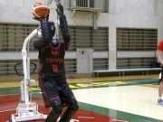 Toyota розробила робота-баскетболіста (відео)