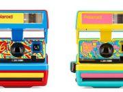 Polaroid випустив фотоапарати в стилі 90-х