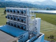 У Швейцарії відкрився перший у світі завод з переробки CO2