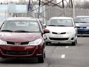 Автокрах: производство автомобилей в Украине за 7 месяцев сократилось на 50%