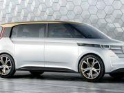 Volkswagen представила концепт электрического микроавтобуса Budd-e (видео)
