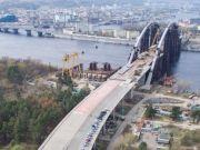 Кличко рассказал, когда откроется автосообщение через Подольско-Воскресенский мост