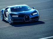 Bugatti испытала свой новый гиперкар в Долине Смерти