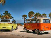 Volkswagen побудує електричний хіпі-мобіль