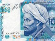 Тенге завершив тиждень зростанням до долара на KASE, курс повернувся до рівнів початку серпня