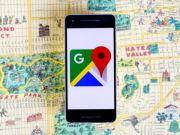 Google Maps получили новые функции и дизайн (фото, видео)
