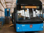 В Виннице создали собственный троллейбус (фото)