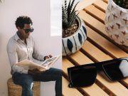AdBlock в реальности: стартап разработал очки, блокирующие изображения с мониторов