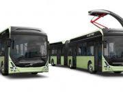 Volvo представила новий гібридний і електричний автобуси