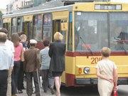 Водителям троллейбусов задолжали 50 млн. гривен