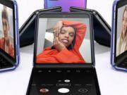 Для гнучких смартфонів Samsung продаватимуть захисне покриття (фото)