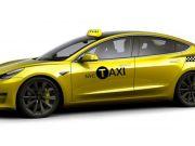 Новейшую Tesla превратят в самое популярное такси