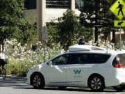Waymo запатентовала автомобиль с кнопкой вместо руля