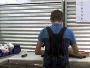У Швейцарії розробили стілець-екзоскелет, який рятує при стоячій роботі (відео)