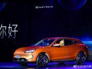 Представлен первый электромобиль разработки Huawei