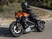 Мотоцикли Harley-Davidson оснастять Android (фото)
