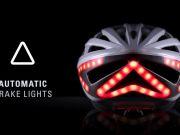 Lumos: велосипедный шлем со стоп-сигналом и указателями поворота