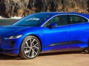 Jaguar отзывает электрические кроссоверы I-PACE