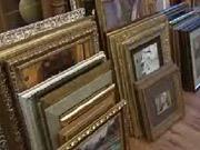 У известного украинского художника украли 101 картину