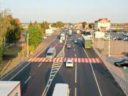 В Винницкой области отремонтировали участок дороги международного значения М-12