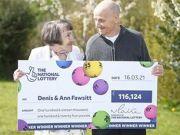 80-річний британець виграв 160 тис. дол. в лотерею, тому що забув окуляри