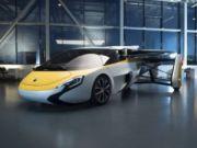 """180 км/год швидкості і 200 """"коней"""" - літаючий автомобіль стане серійним (відео)"""