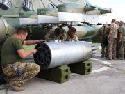 В Украине прошли успешные испытания неуправляемой авиационной ракеты «Оскол»