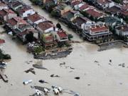 Пакистану угрожает продовольственный кризис из-за наводнений