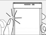 Samsung пропонує розміщувати сенсорні органи управління на тильній стороні смартфонів