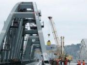 """Хороший план: """"Укрзализныця"""" хочет до 2018 года закончить строительство моста через Днепр в Киеве"""