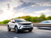 Opel представил новый кроссовер за 20 тысяч евро (фото)