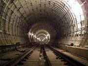 Китайская компания прорыла самый длинный в Грузии железнодорожный тоннель