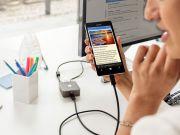 Microsoft перетворить смартфон в «мозковий центр» для портативного комп'ютера