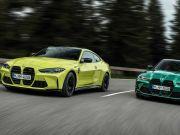 BMW офіційно представила M3 та M4 (фото)