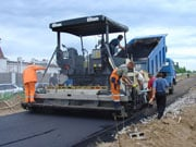 Белорусы выиграли рекордный тендер на ремонт дороги в Украине