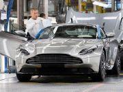 Aston Martin анонсував випуск свого першого електромобіля до 2019 року