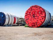 Илон Маск опубликовал первое фото тоннеля под Лос-Анджелесом