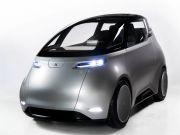 Шведы показали компактный городской электромобиль