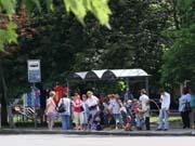 В Минрегионе планируют модернизировать остановки общественного транспорта