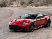 Aston Martin представил самый быстрый автомобиль в своей истории