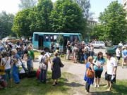 Переселенцями всередині України стали більш ніж 70 тис. жителів сходу країни - віце-прем'єр