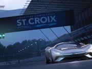 Jaguar створив електричний концепт-кар спеціально для гри Gran Turismo