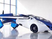 Літаючий автомобіль AeroMobil 3.0 надійде в продаж з 2017 року