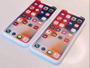 iPhone 2018 года сравнили с iPhone X