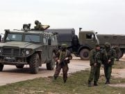 Отвода российских войск от украинских границ нет - Госпогранслужба