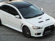 Mitsubishi возрождает культовую модель Lancer Evolution