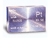 Цена платины на NYMEX упала на 8,6% и впервые с августа 2005 г. установилась ниже 900 долл./унция