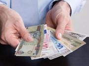 Депозитные вклады украинцев в гривне превышают валютные